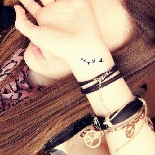tatuajes pequeños mujeres 1
