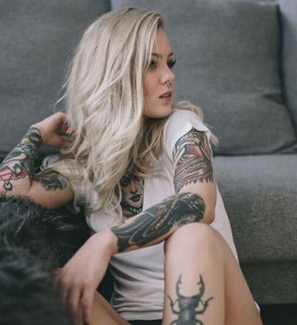 tatuajes sensuales mujeres sexy 1