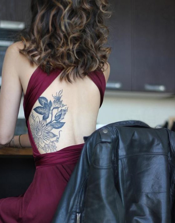 tatuajes sensuales mujeres sexy 7