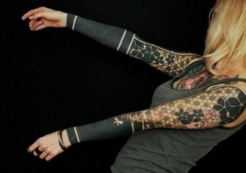 tatuajes tribales mujeres catalogo 3