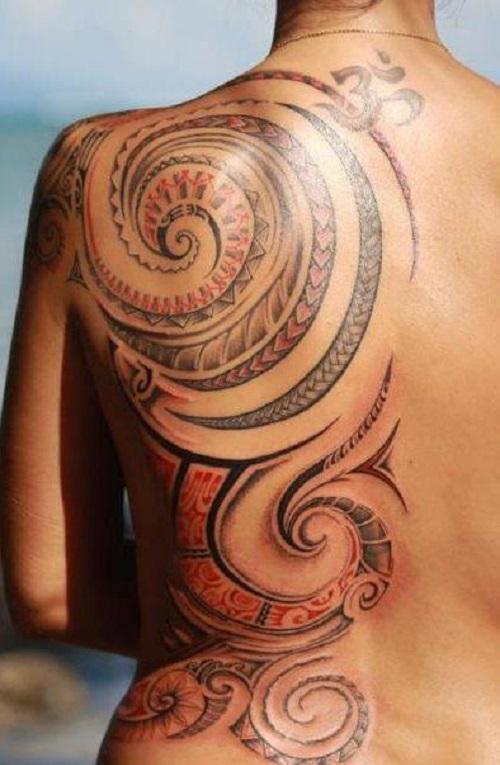 tatuajes tribales mujeres catalogo 4