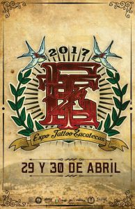 2017 Expo Tattoo Zacatecas 194x300