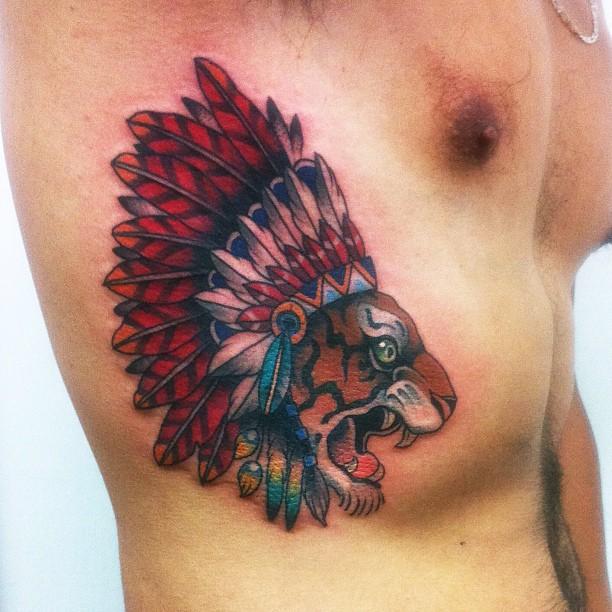 Christopher Peste mexico tattoo df - méxico