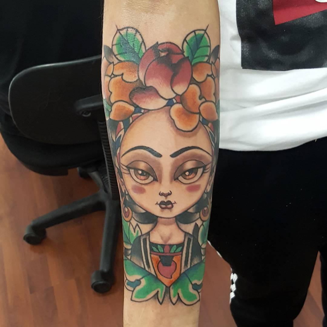 Christopher Peste tatuajes mexico df - méxico