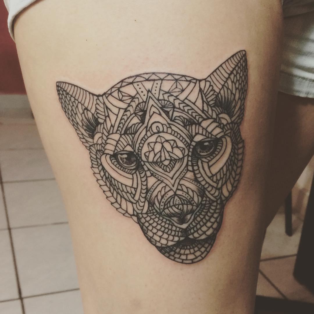 Roy Lodela Mexico tattoo - méxico