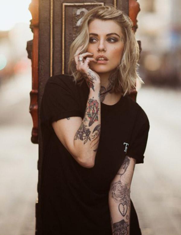 catalogo mejores tatuajes para mujeres 2017 2018 2016 1