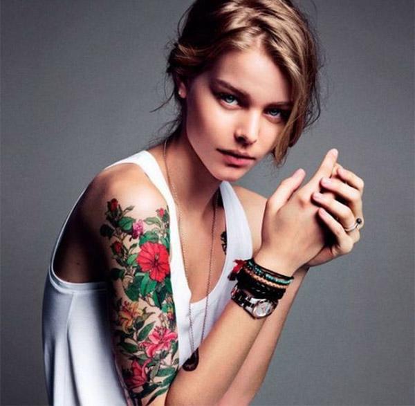 catalogo mejores tatuajes para mujeres 2017 2018 2016 18