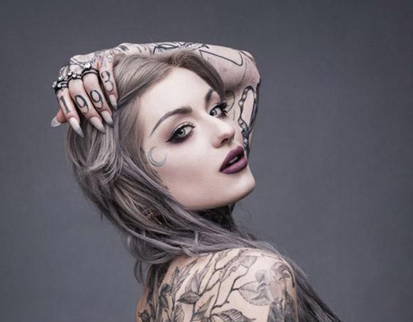 catalogo mejores tatuajes para mujeres 2017 2018 2016 19