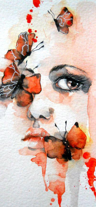 diseños bocetos plantillas tatuaje de una mariposa 2 - tatuajes de mariposas