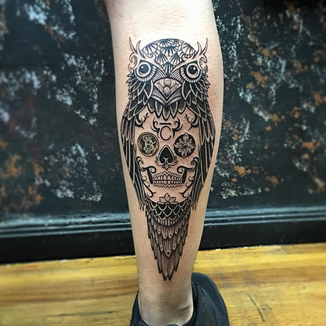 fraktalstudio tatuador mexicano - méxico