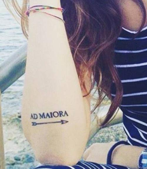 Las mejores frases para tatuajes en varios idiomas for Frases en latin de amor