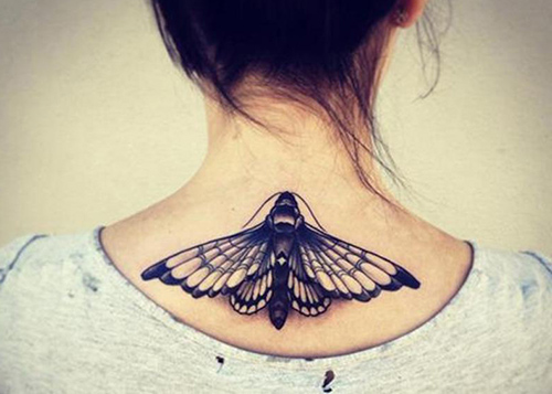 mejores tatuajes de mariposas para mujeres 2