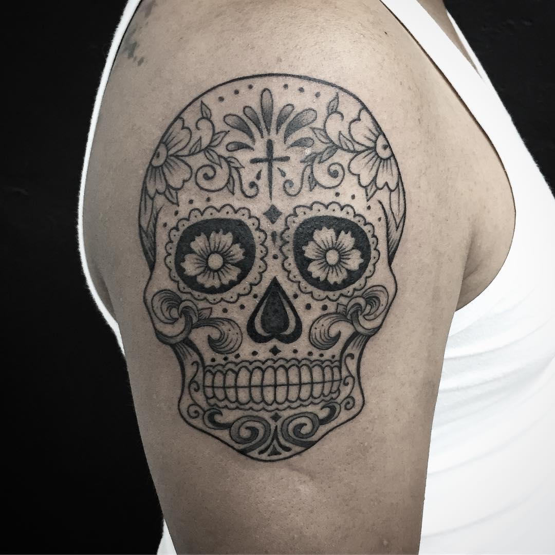 mr.traskone tattoo - méxico