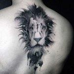 tattoo leones espalda 1 150x150