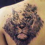 tattoo leones espalda 4 150x150