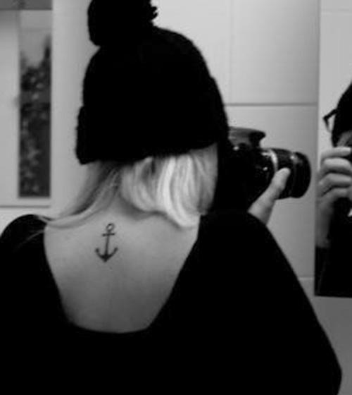 tatuajes anclas mujer significado 2 - tatuajes de anclas
