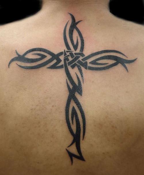 54 Tatuajes De Cruces Impresionantes Y Sus Significados Top 2018
