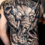 tatuajes dragon 3D realista 4 150x150