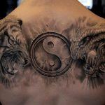 tatuajes dragones tigres yin yang 2 150x150