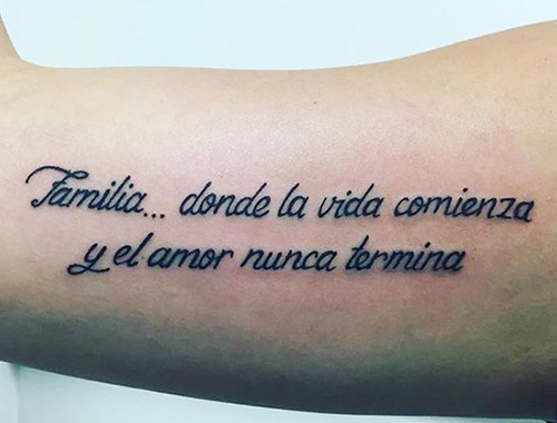 tatuajes frases refranes español 1