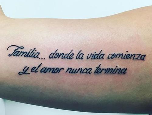 Las Mejores Frases Para Tatuajes Hombres Y Mujeres Top 2018 - Frases-positivas-para-tatuajes