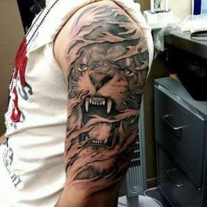 tatuajes-leones-realistas-3D (3)