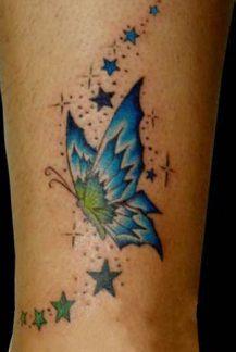 tatuajes-mariposas-con-estrellas (2)