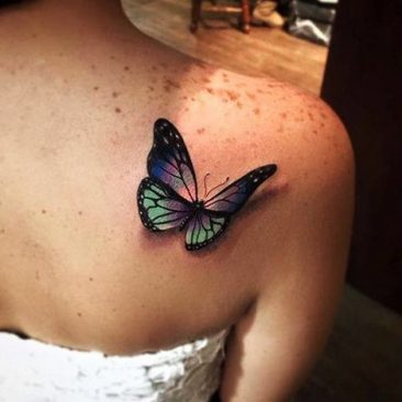 tatuajes-mariposas-realistas-3D (4)