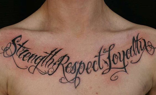 tatuajes tattoo frases hombres 2