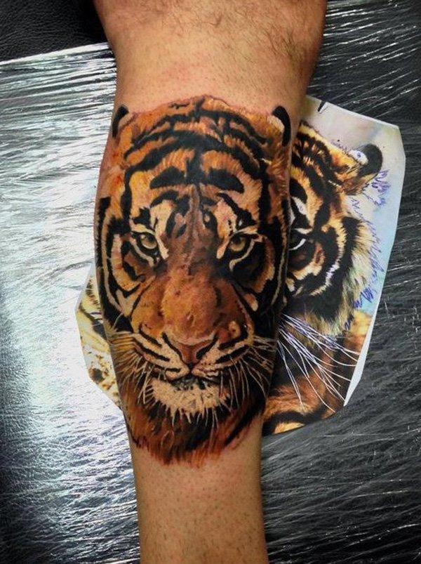 tatuajes tigres bengalas 5 - tigres