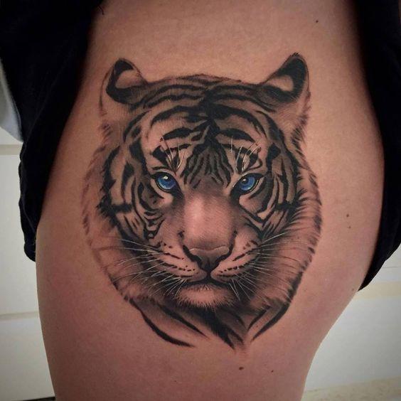 tatuajes tigres blancos 3 - tigres