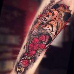 tatuajes tigres brazo hombro 1 150x150