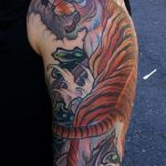 tatuajes tigres brazo hombro 4 150x150