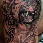 tatuajes tigres brazo hombro 6 150x150