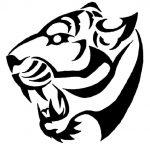 tatuajes tigres tribales diseños 1 150x150