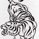 tatuajes tigres tribales diseños 2 150x150