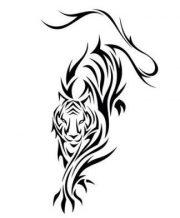 tatuajes-tigres-tribales-diseños (3)