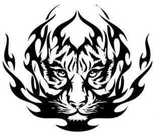 tatuajes-tigres-tribales-diseños (5)