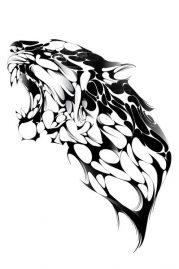 tatuajes-tigres-tribales-diseños (7)