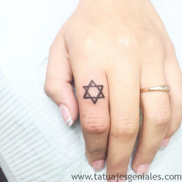 Jewish Star -