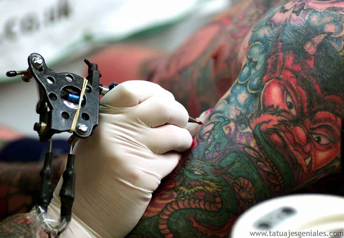 cuidados tattoo