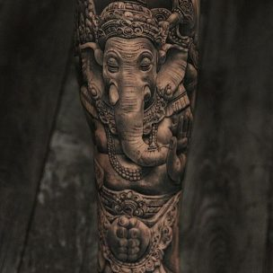 de elefantes hindu 1 304x304