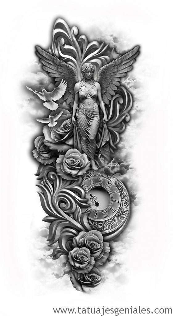 diseños tatuajes brazos 6
