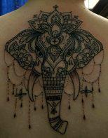 elfantes hindu para mujeres 5 - tatuajes de elefantes