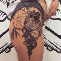 elfantes hindu para mujeres 6 - tatuajes de elefantes