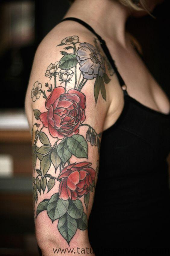 imágenes tatuajes brazos 4