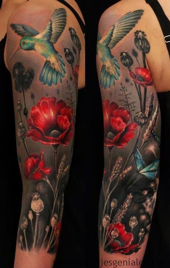 imágenes tatuajes brazos 6