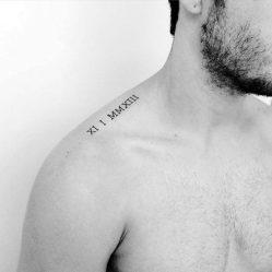 letras para tatuajes hombres 2 -