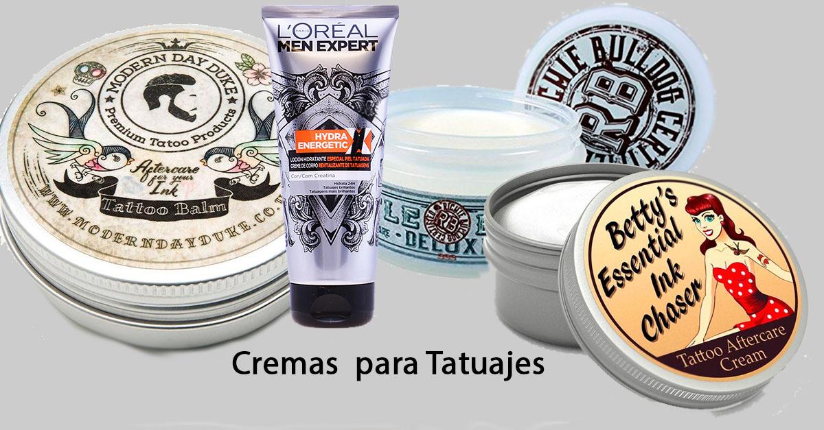 Crema para cicatrizar tatuajes chile