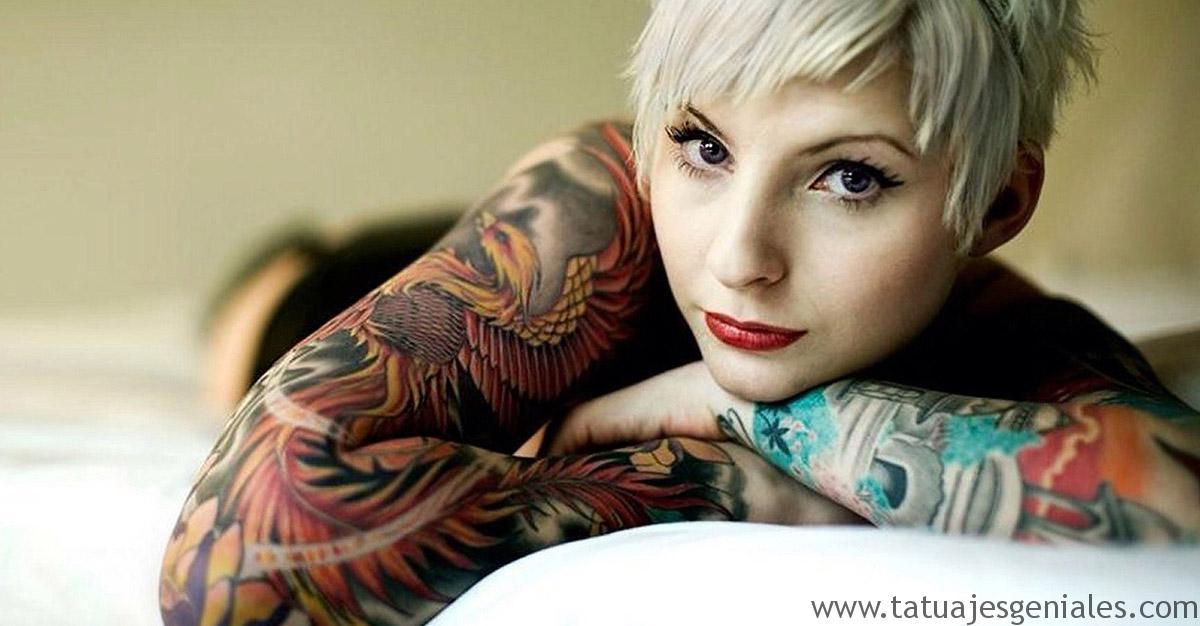 portada tatuajes en el brazo